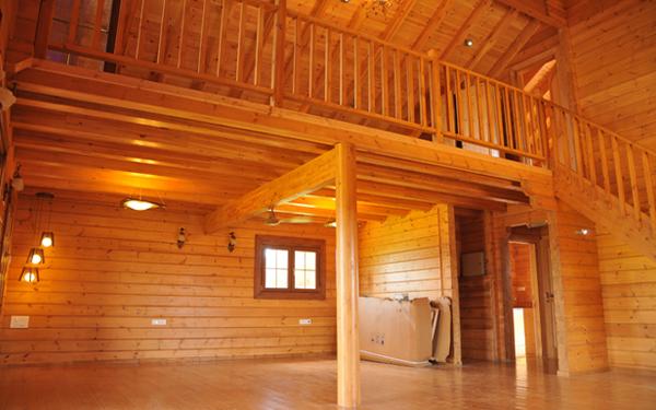 Nava 388 Square Meters Log House Maison Madrier 301 M2