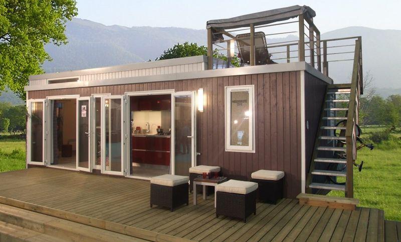 Bungalow Bois Design : BUNGALOWS – RESORT COTTAGES – maobo wood house maison bois