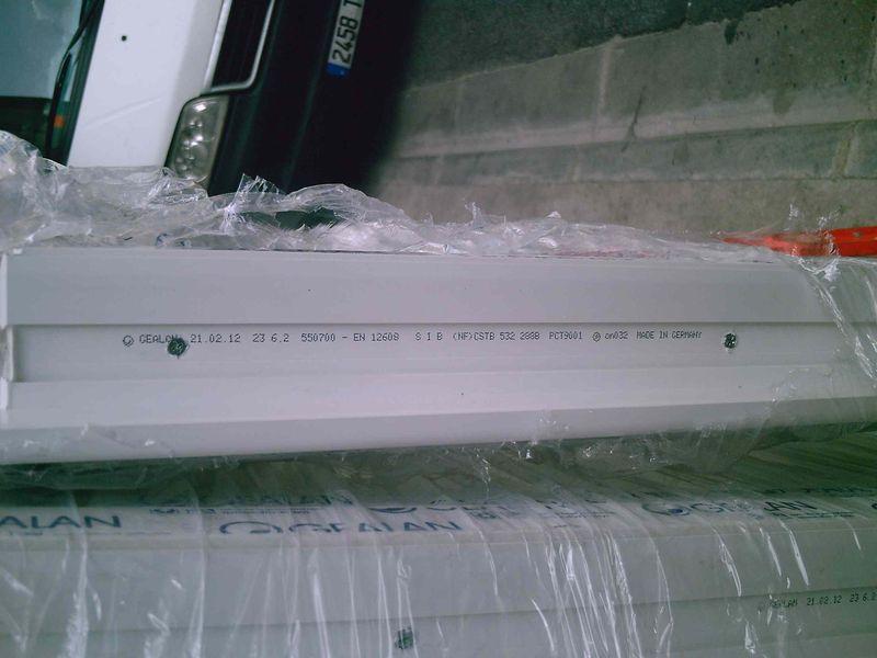GELEAN PVC WINDOWS 294